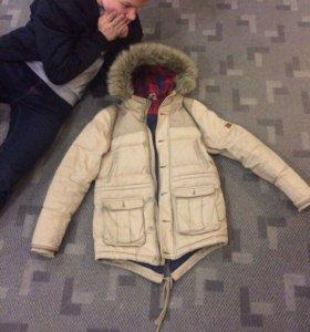 Куртка утеплённая Adidas Neo