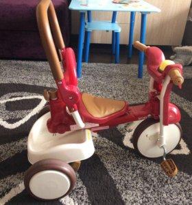 Детский велосипед iimo