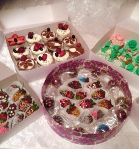 Десерты и тортики