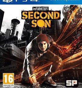 InFamous ( игра для PS4)
