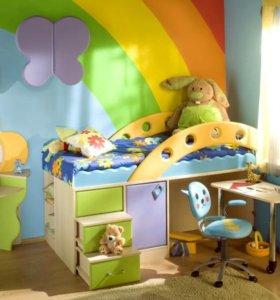 Детская мебель для вашего малыша