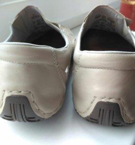 Rieker новые макасины или летние туфли