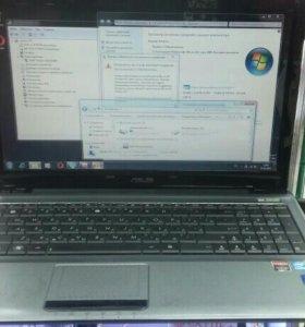 Ноутбук Asus core i 5