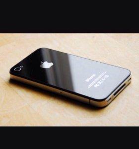 Плата на айфон 4