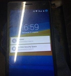 Продам телефон срочно DEXP MS150 только сегодня