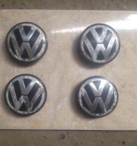 Колпачки на колеса WV