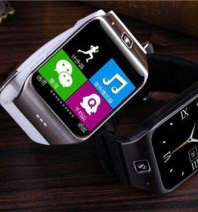 ●умные часы Smart watch DZ 09