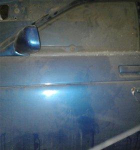 Двери, крышка багажника ваз 2111