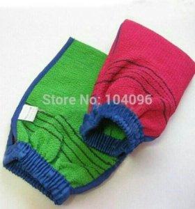 Перчатки для пилинга