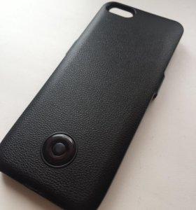 Зарядный чехол для iPhone 5/5s