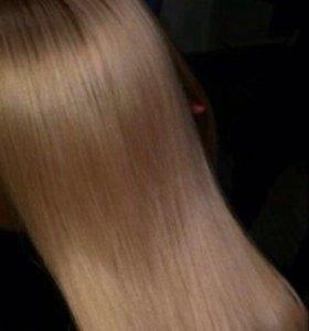 Перламутровый блонд hairshop