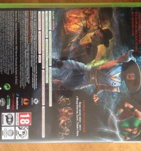 Mortal Combat для Xbox 360