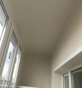 """Отделка балконов гарантией качества"""" VIVIPAN"""""""