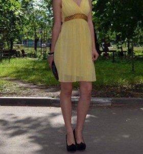 Платье выпускное)