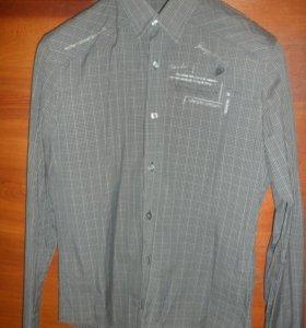 Рубашка-клеточка