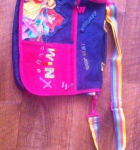Сумка рюкзак WINX CLUB