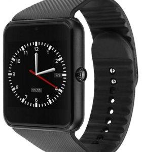Смарт-часы GT08, A1 (Black, Silver)