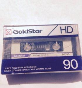 Аудиокассета новая в упаковке