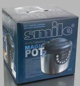 Мультиварка Smile MPC 1141