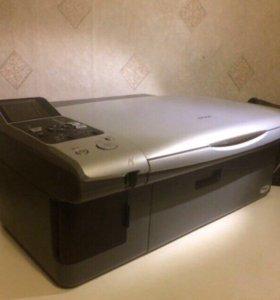 Сканер-принтер epson cx5900
