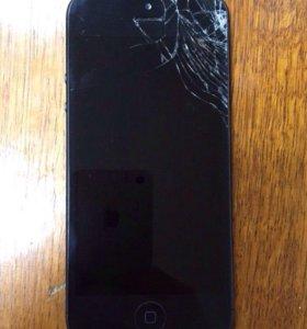iPhone 5 на 16(black)