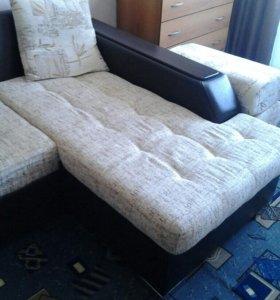 Перетяжка мягкой мебели .Пошив сидений на катера и