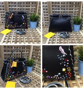 fendi женская сумка сумочка фенди клатч