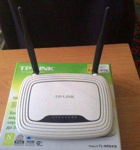 Wifi роутер Tp-Link TL-WR841N
