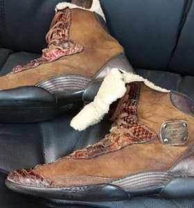 Ботинки Roberto Cavalli оригинал