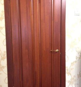 Двери для ванны и туалета