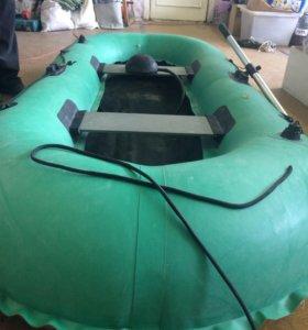 Лодка резиновая Нырок2