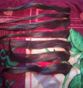 Набор накладных волос
