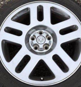 Литье R20 5/114,3 DG wheels