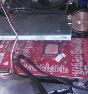 Видеокарта Nvidia GeForce GTX-260