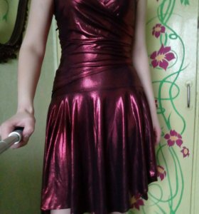 Платье котейльное