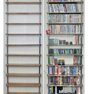 Полка для книг, дисков и др.