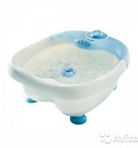 Гидромассажная ванна для ног Vitek (новая)