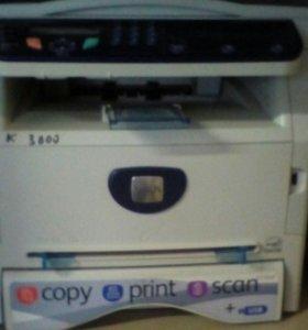 Мфу( принтер-сканер-копир) Xerox 3100