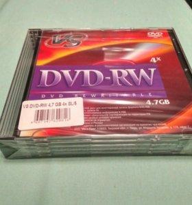 DVD-RW (4,7gb)