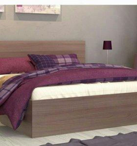 Кровать 1,5 сп