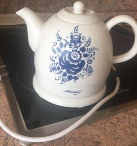 Электрический чайник Atlanta
