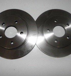 ФФ2 задние тормозные диски