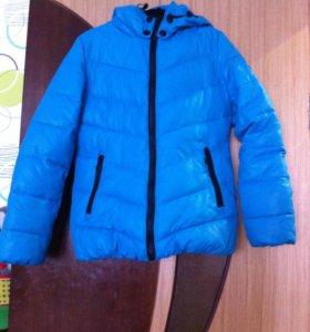 Куртка зимняя новая!!!