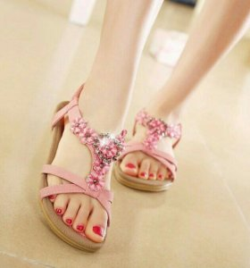 Новые сандалии босоножки 37-38