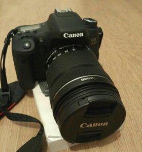 Фотоаппарат Canon 760D kit EF-S 18-135