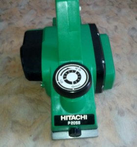 Электрорубанок HITACHI p20sb