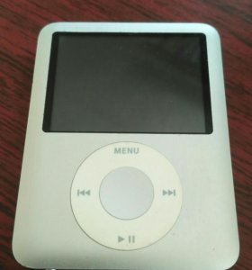 MP3 плеер 8 GB iPod Nano 3 Apple