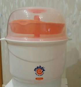 Стерилизатор для сосок и бутылочек mebby