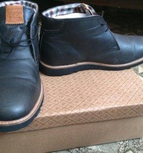 Кожаные дезерты Original Penguin (туфли, ботинки)