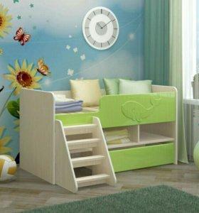 Детская кроватка Юниор 3